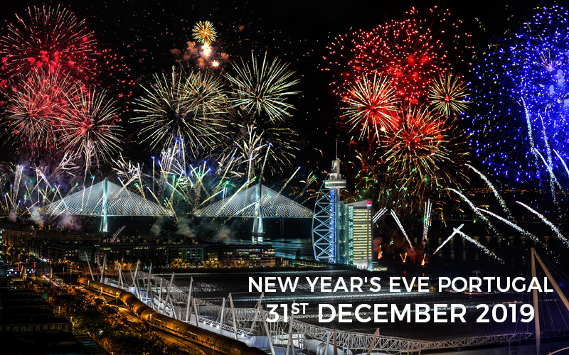 New year eve Portugal 2019