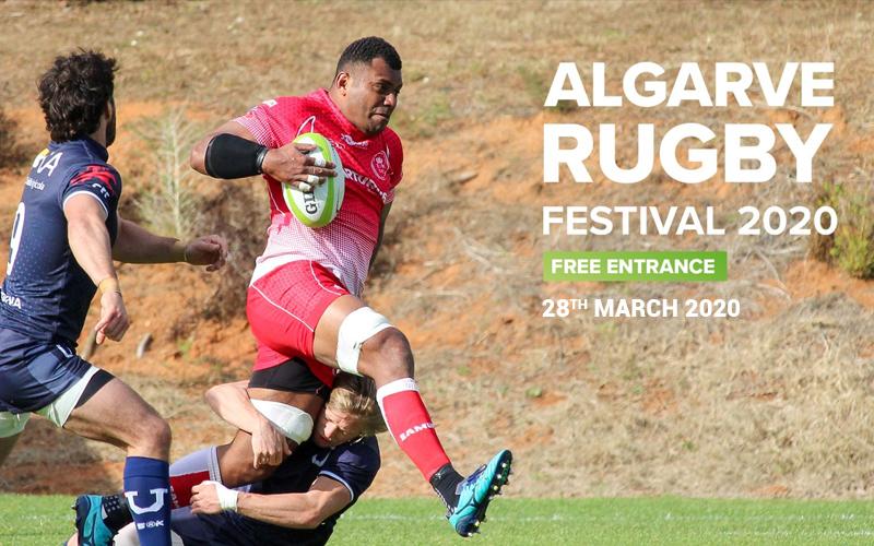 10th Algarve Rugby Festival 2020