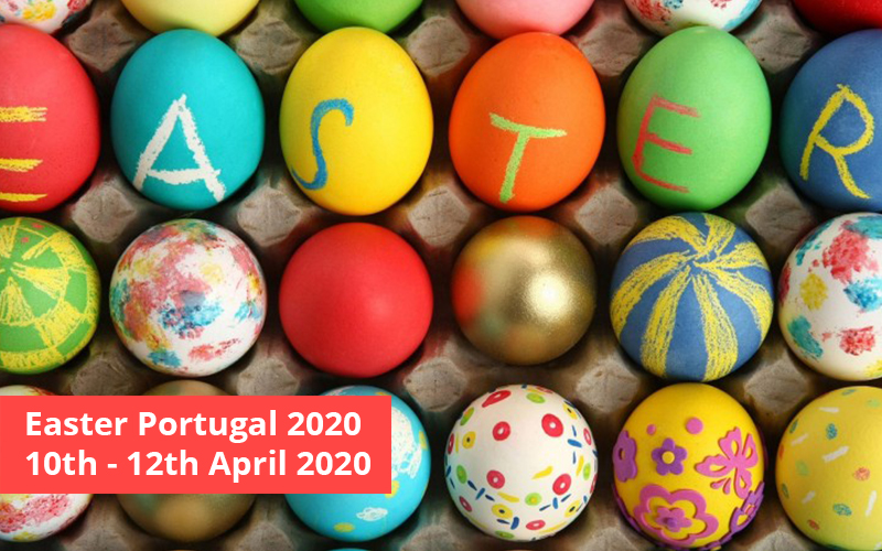 Easter in Portugal 2020