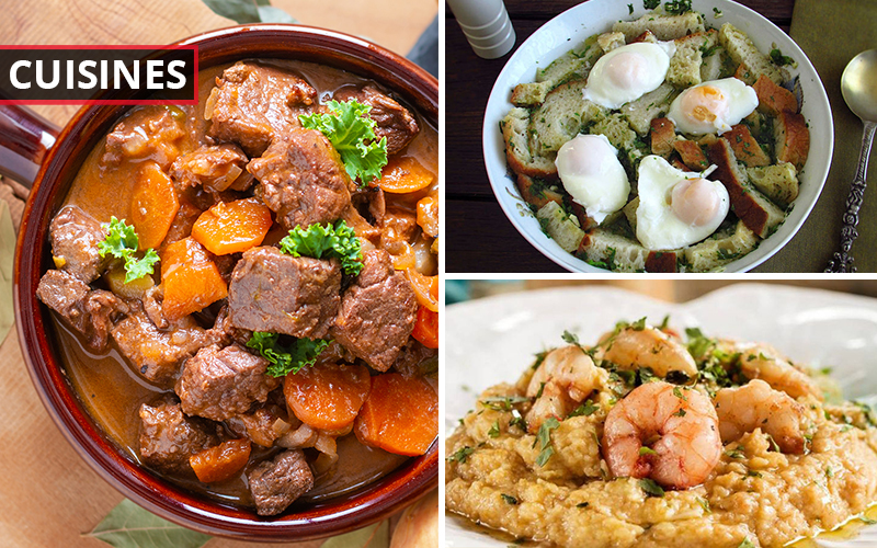 Cuisines in Evora Portugal