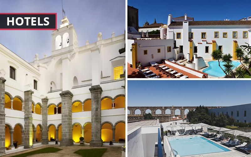Hotels in Evora Portugal