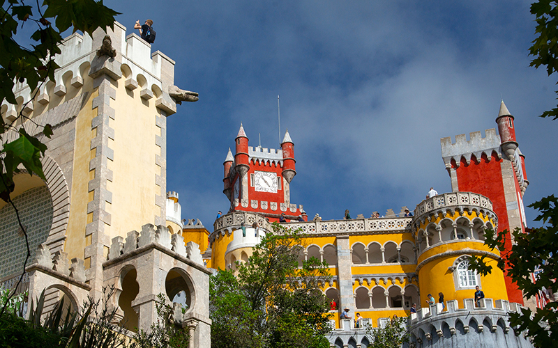 The-Pena-Palace